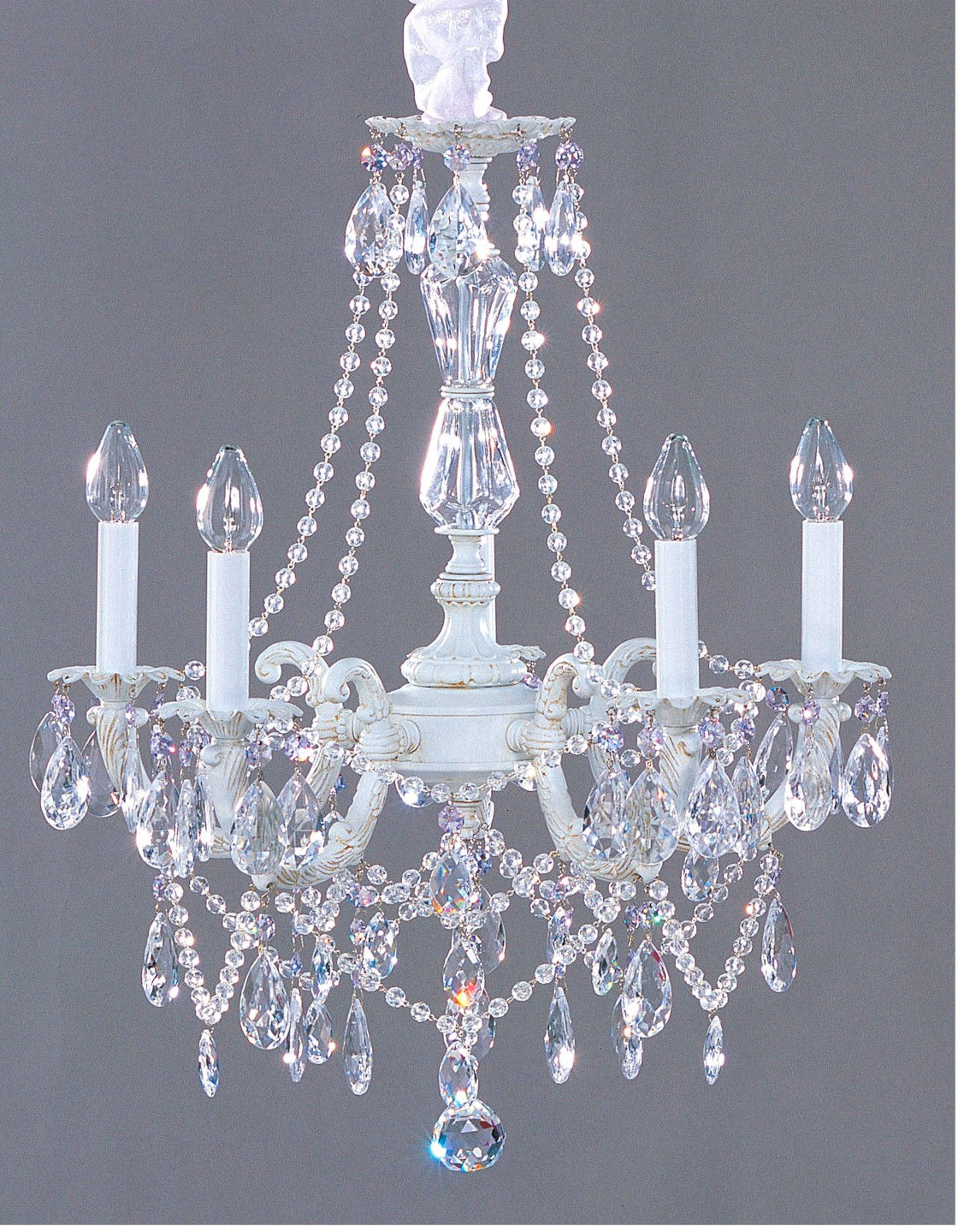 I Lite 4 U Shabby Chic Style Mini Chandeliers Amp Lighting