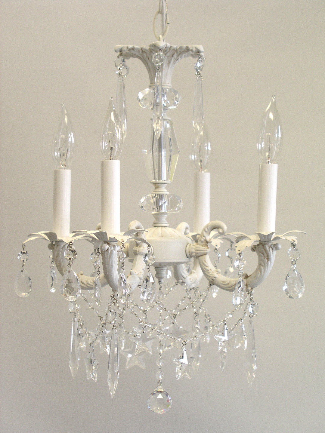 more shabby chic style chandeliers, Lighting ideas