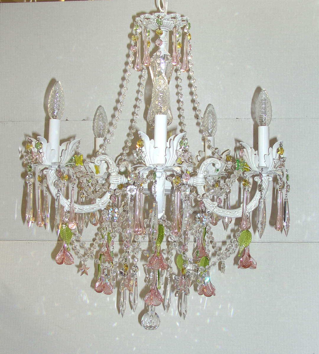 Small Crystal Wall Sconces : MINI CHANDELIERS SCONCES Chandelier Online