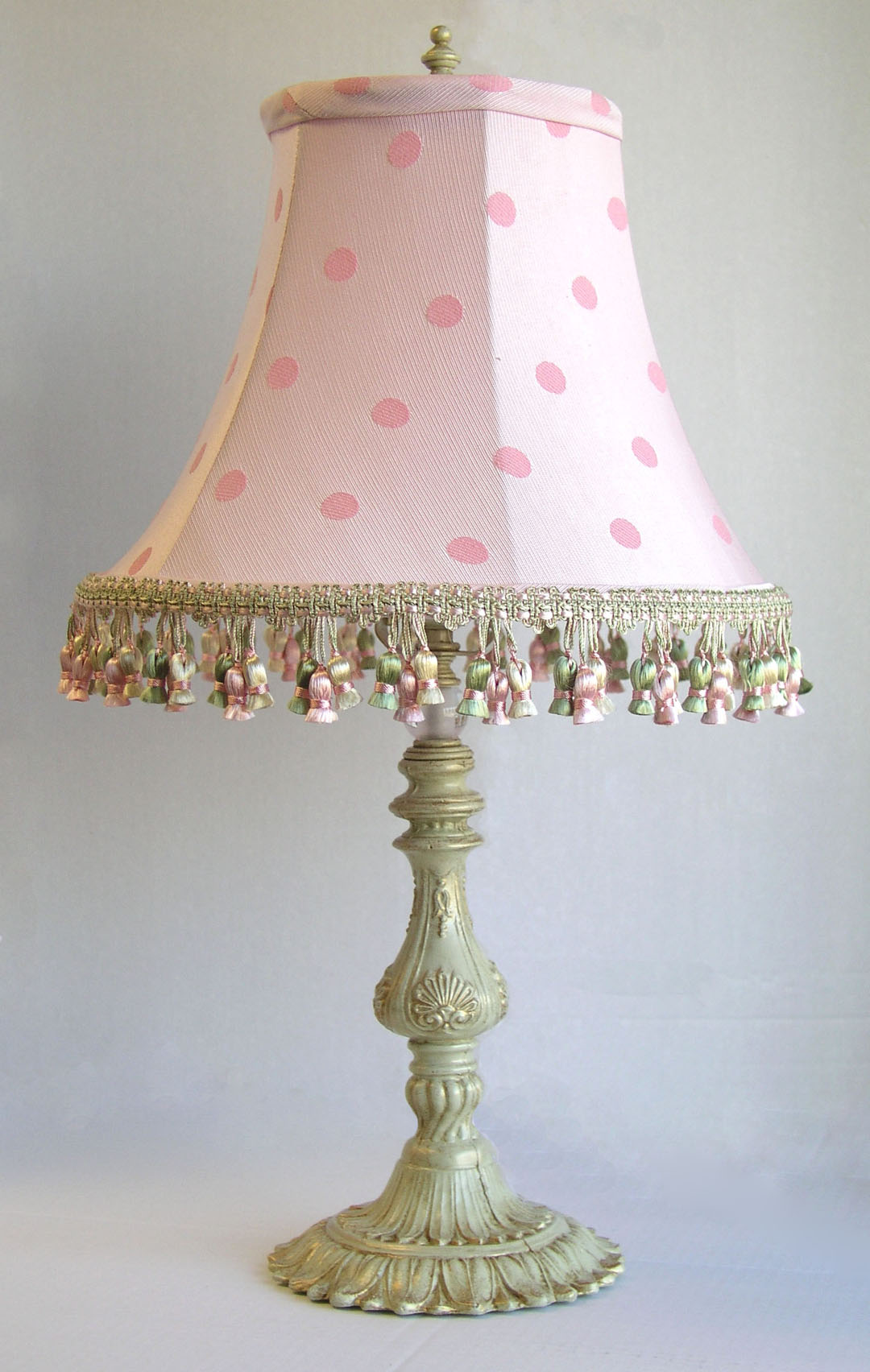 shabby chic lamps. Black Bedroom Furniture Sets. Home Design Ideas